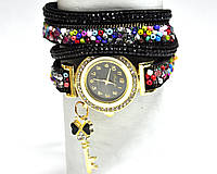 Часы с длинным ремешком 19906