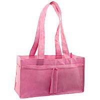 Сумка-органайзер для мамы (розовая)