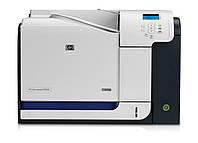БУ цветной лазерный принтер  Hp CP3525dn формата А4, фото 1