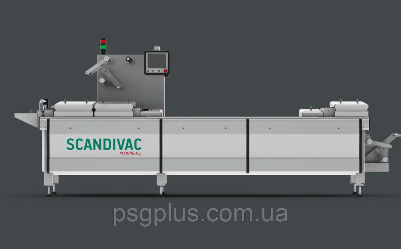 Пакувальна машина для напівфабрикатів Scandivac
