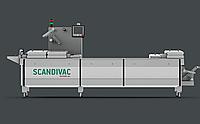 Упаковочная машина для полуфабрикатов Scandivac