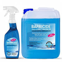 Barbicide Жидкость для дезинфекции поверхностей, ароматизированный.