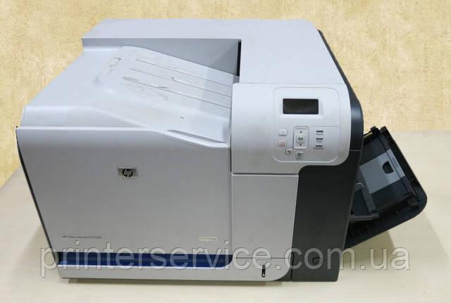 Hp Color LaserJet CP3525dn, бу цветной лазерный принтер формата А4