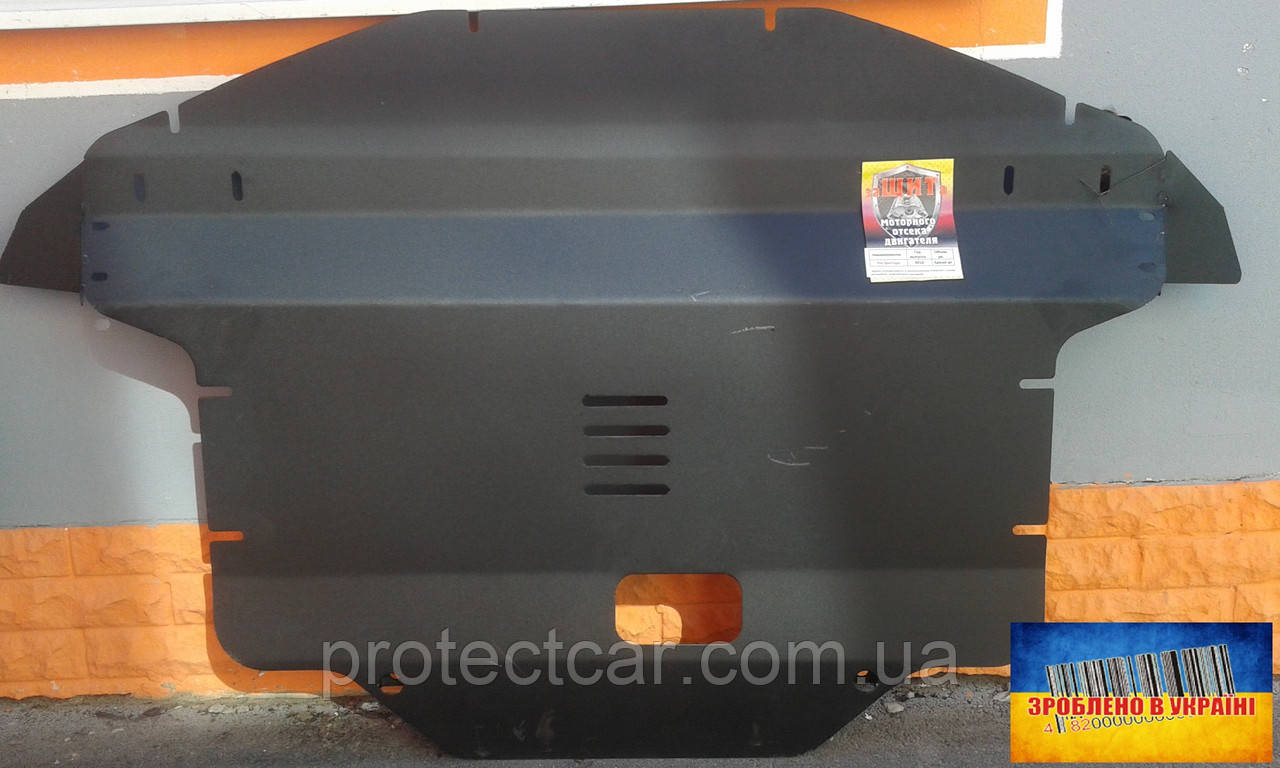 Защита двигателя Hyundai IX-35