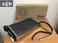 Радиатор отопителя (печки) Opel Omega B 1994-->2003 Nissens (Дания) 72655