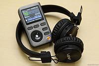 Бездротові Bluetooth стерео навушники НЯ X3 з МР3 і FM