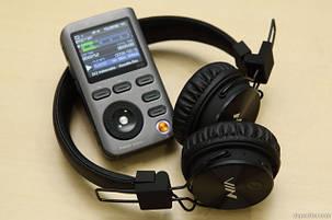 Беспроводные Bluetooth стерео наушники NIA X3 с МР3 и FM, фото 2