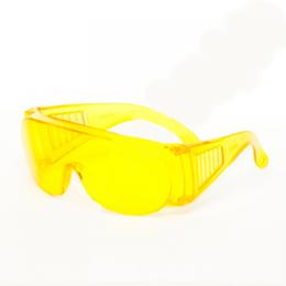 Окуляри захисні озон жовті, фото 2
