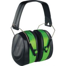 Навушники шумозахисні 32dB зелені посилений наголовник