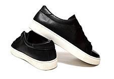 Кеди жіночі чорні Розпродаж 36 розмір, фото 3