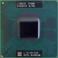 Процессор S-M Intel Core2Duo T5300 SL9WE 1.73GHz 533MHz 2MB БУ