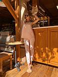Женский брючный костюм: блуза и брюки (в расцветках), фото 8