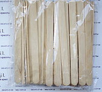 Шпатель деревянный 11см, 50шт./уп.
