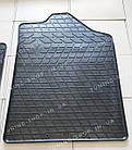 Резиновые коврики Toyota Camry V50 2011-2014 Европа, фото 6