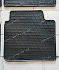 Резиновые коврики Toyota Camry V50 2011-2014 Европа, фото 8