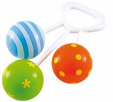 "Погремушка ""Три шарика"" 2/664 Canpol"