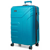 Валіза Travelite Vector на 4 колесах L Синій (103л,4,3 кг) (51х77х28см)
