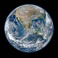 Глянцевые фотообои планета земля разные текстуры , индивидуальный размер