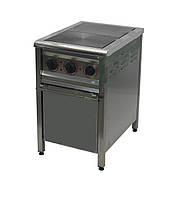 Плита электрическая ПЭ-2Ш Н, с жарочным шкафом