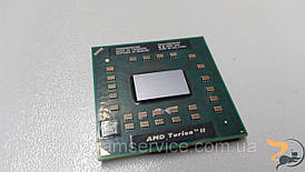Процесор AMD Turion II N550, TMN550DCR23GM, 2 МБ кэш-памяти, тактовая частота 2,60 ГГц, б/в