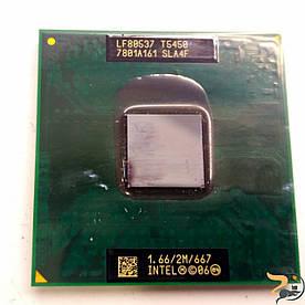 Процесор Intel Core 2 Duo Mobile T5450, SLA4F, Б/В