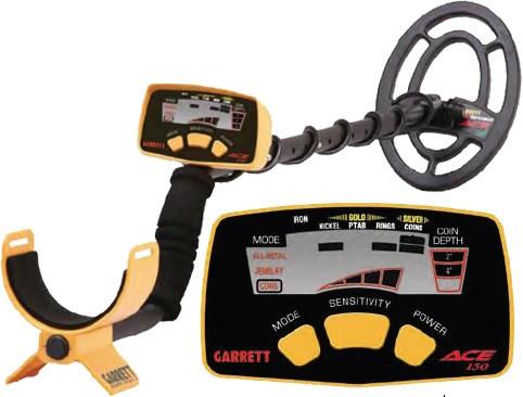 Металлоискатель Garrett ACE-150