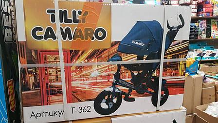 Велосипед Tilly Camaro Dark Blue (T-362), фото 2