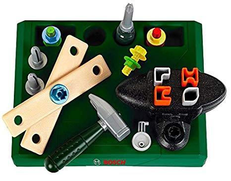 Игровой набор юного мастера Bosch Klein 8700