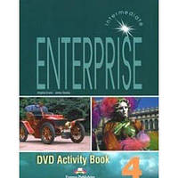 Enterprise 4 Intermediate DVD Activity Book