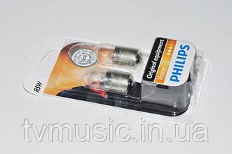 Автолампы Philips Vision R5W (12821B2)