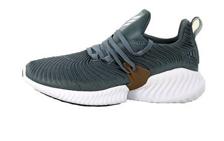 Чоловічі кросівки Adidas Alphabounce Instinct Gray, фото 2