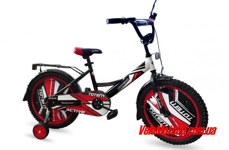 """Детский велосипед TOTEM Active 20""""."""