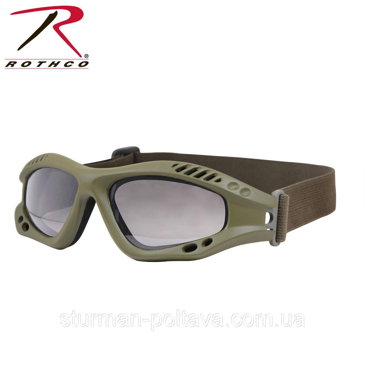 Тактические очки олива  Rothco Ventec