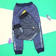 Штаны спортивные камуфляж для мальчика размер 134
