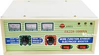 Преобразователь напряжения AC/DC Solar Africa EK228-1000VA 1000W с 12 V на 220 V с зарядкой (2010)