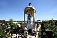 Мраморный памятник М-220