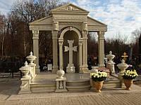 Мраморный памятник М-221