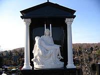 Мраморный памятник М-223
