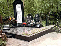 Мраморный памятник М-224