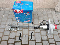 Миксер-дрель строительный LEX LXM 235, 2350 Вт, 2 скорости + регулятор оборотов