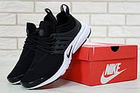 8d482e13 Мужские кроссовки Nike Air Presto (Реальные фото) Найк Аир Престо Черные
