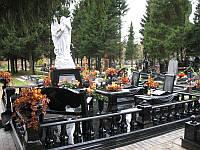 Мраморный памятник М-229