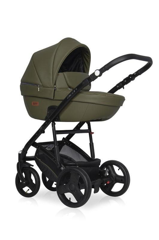 Дитяча універсальна коляска 2 в 1 Riko Aicon Ecco 08