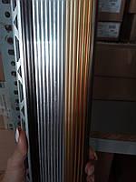 Профиль для плитки  из алюминия 10мм полукруглый(разные цвета)