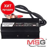 Профессиональное автоматическое автомобильное зарядное устройство для аккумулятора АКБ 12А 15В С600