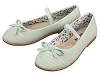 Детские Туфли-балетки для девочки Lupilu 26-16,27-17, фото 1