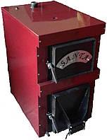 Дровяной котел длительного горения для отопления 17 кВт Santa  без системы автоматики