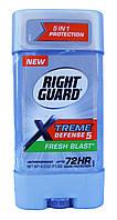 Right Guard гелевый дезодорант Fresh Blast 72 ч (113 g)