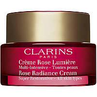 Восстанавливающий дневной крем для сухой кожи лица Clarins
