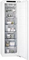 Встраиваемый морозильный шкаф AEG ABE 81816 NC